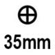 Картридж 35 мм