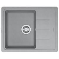 Кухонная мойка Franke Basis BFG 611-62 (114.0565.090) серый камень