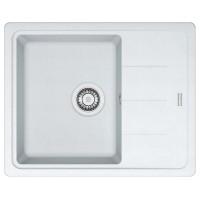 Кухонная мойка Franke Basis BFG 611-62 (114.0272.599) белый